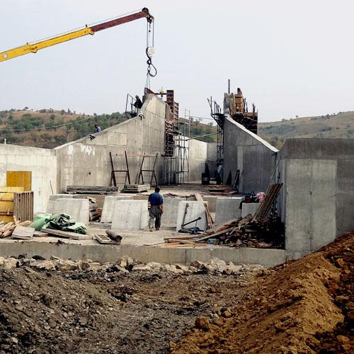 Baraje pentru acumulări de apă