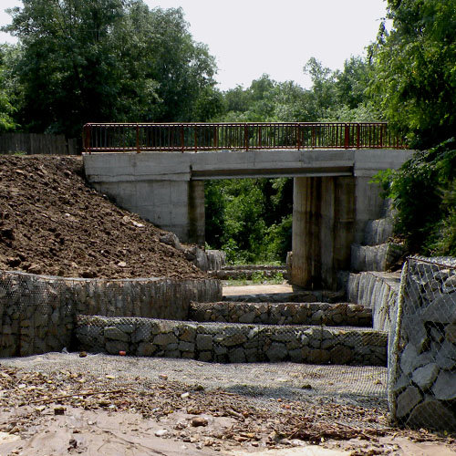 Construction of Roads, Bridges and Footbridges