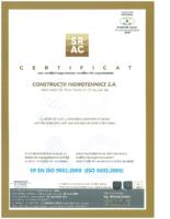 Srac ISO 9001-2008