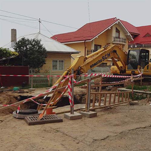 Construcții Hidro-edilitare