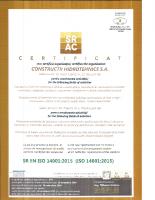 SRAC ISO 14001-2015